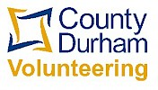 County Durham Volunteering logo